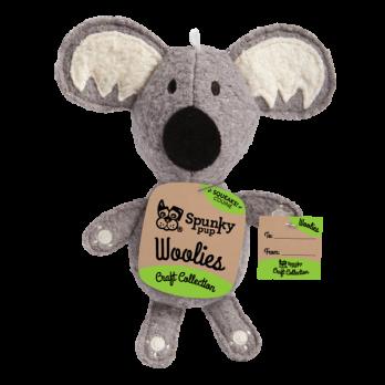 Spunky Pup – בובת צעצוע Woolies Koala