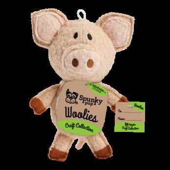 Spunky Pup – בובת צעצוע Woolies Pig