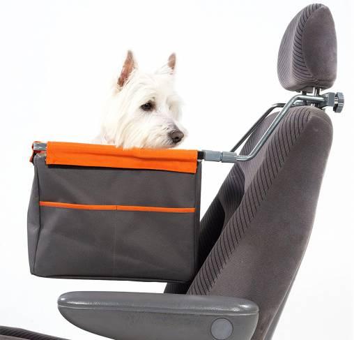 Pet Ego - בוסטר נייד למושב הרכב
