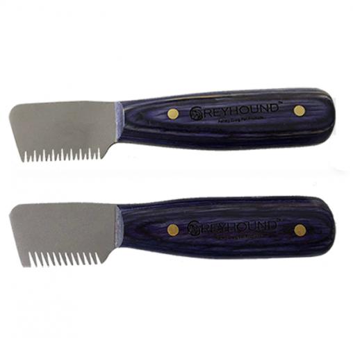 Greyhound - זוג סכיני מריטה - Euro Knife