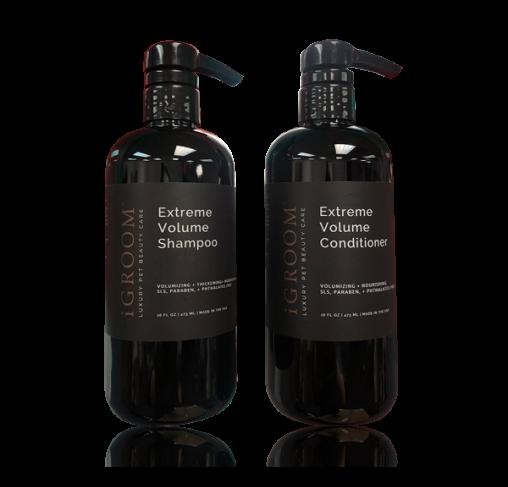 iGROOM - מרכך לנפח מדהים Extreme Volume Conditioner