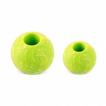Pet Play – צעצוע כדור קופץ וצף ירוק – ECO Play ZoomieRex IncrediBall Green