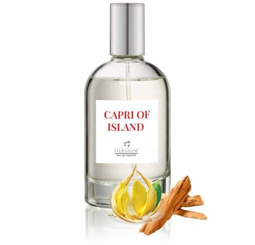 iGroom - בושם Capri of Island