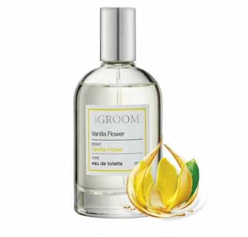 iGroom - בושם  Vanilla Flower