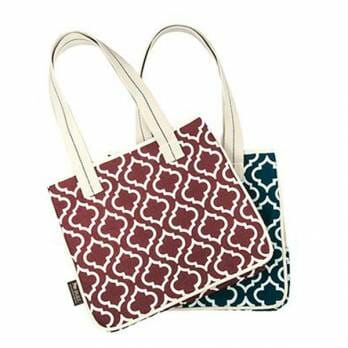 P.L.A.Y – תיק נשיאה בעיצוב מרוקאי – Moroccan Tote Bags
