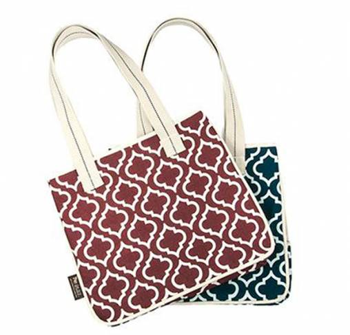 P.L.A.Y - תיק נשיאה בעיצוב מרוקאי - Moroccan Tote Bags