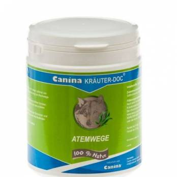 Canina – תוסף לתמיכה במערכות הנשימה Respiratory System