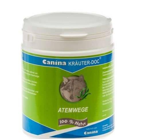 Canina - תוסף לתמיכה במערכות הנשימה Respiratory System