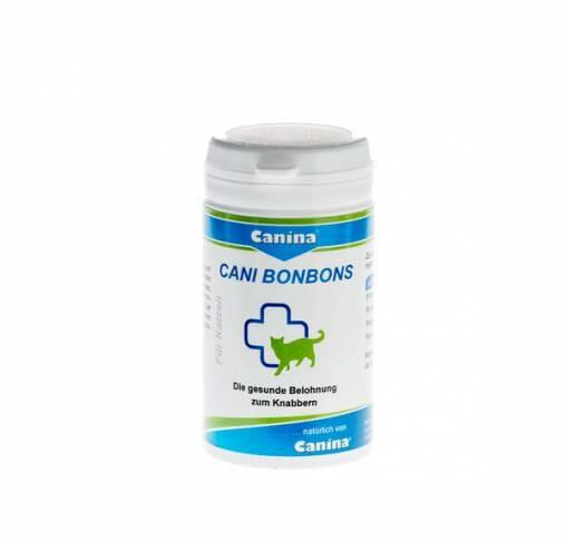 Canina - חטיף עם תוסף מינרלי לחתולים Cani-Bonbons