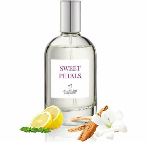 iGroom - בושם sweet petals
